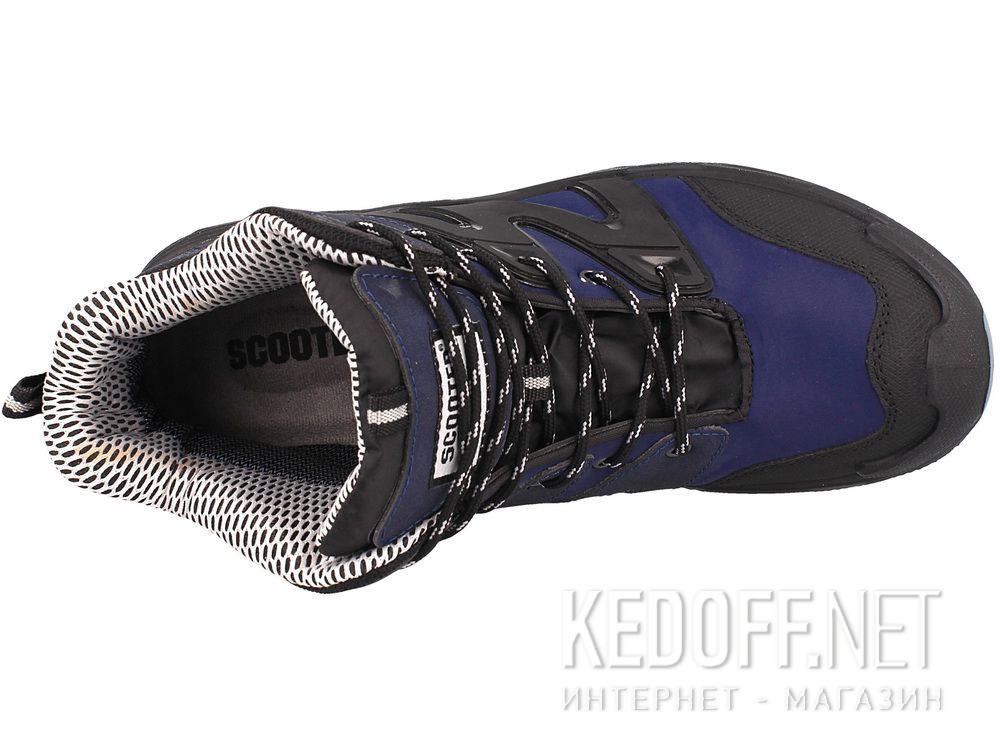 Ботинки Scooter M5223TL-8937 описание