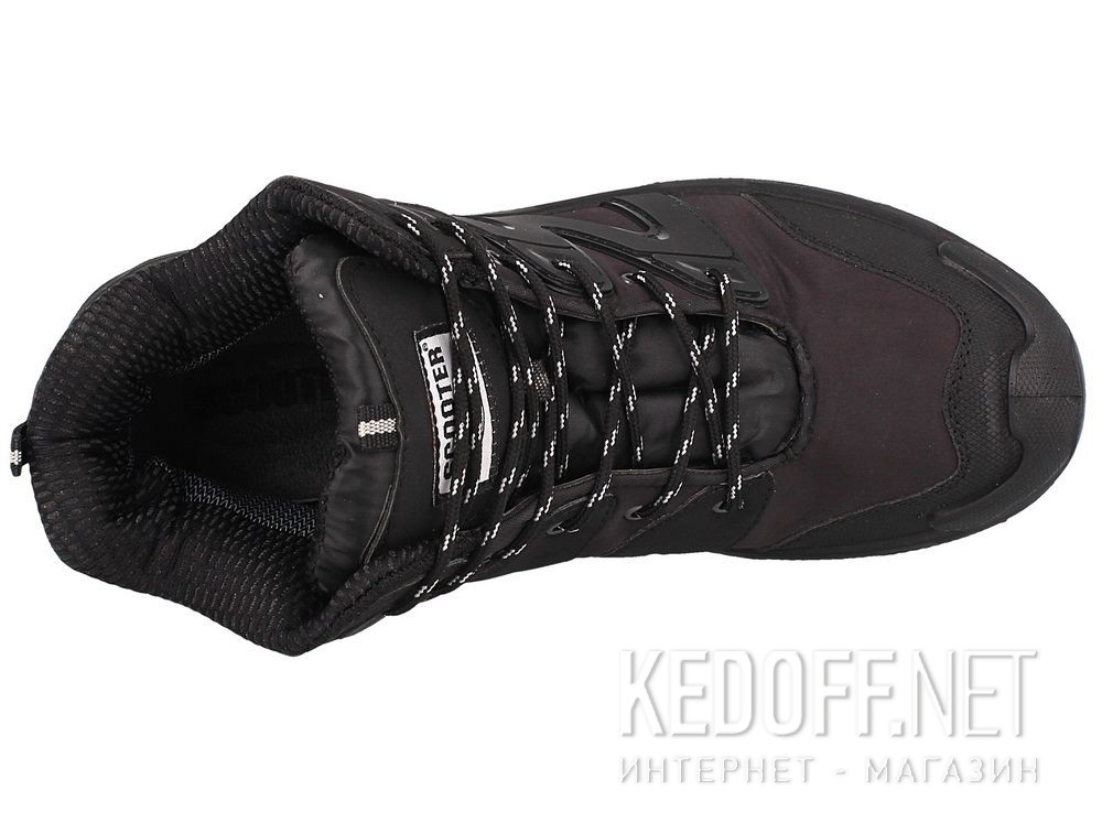 Ботинки Scooter M5223TS-27 описание