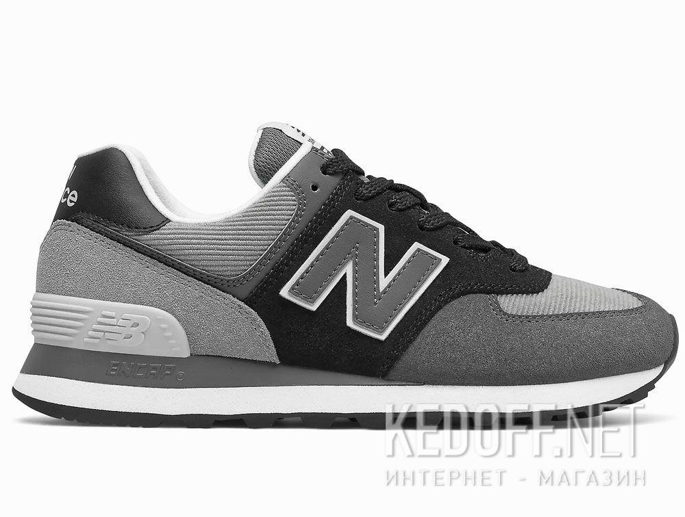Серые кроссовки New Balance WL574WU2 купить Украина