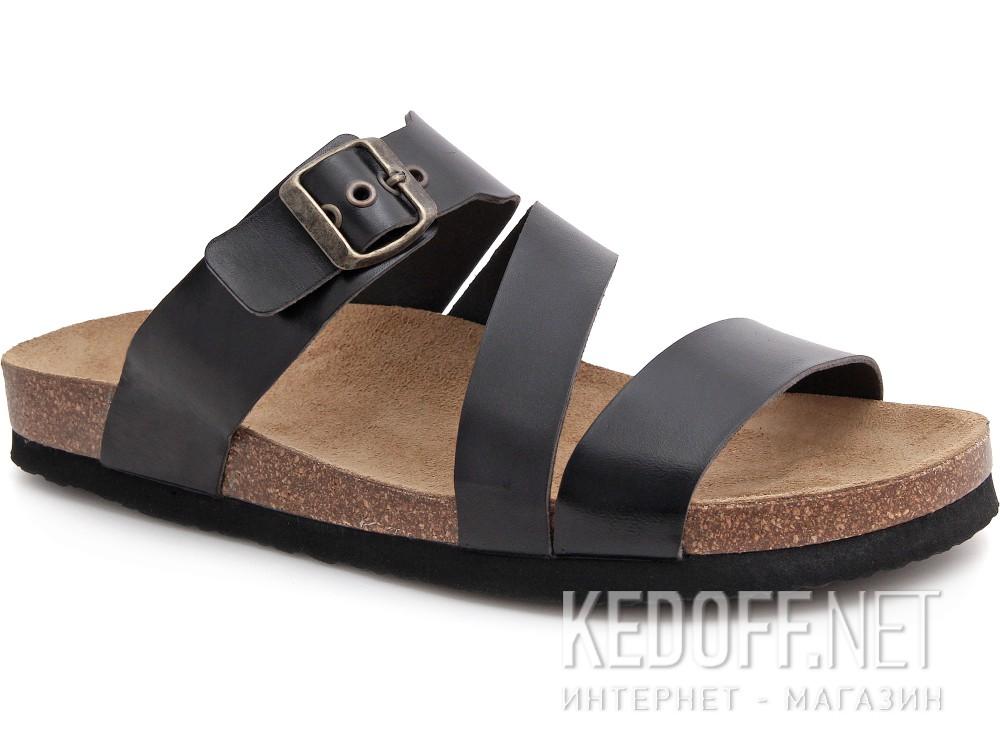Купить Мужская ортопедическая обувь Las Espadrillas 06-0188-001   (чёрный)
