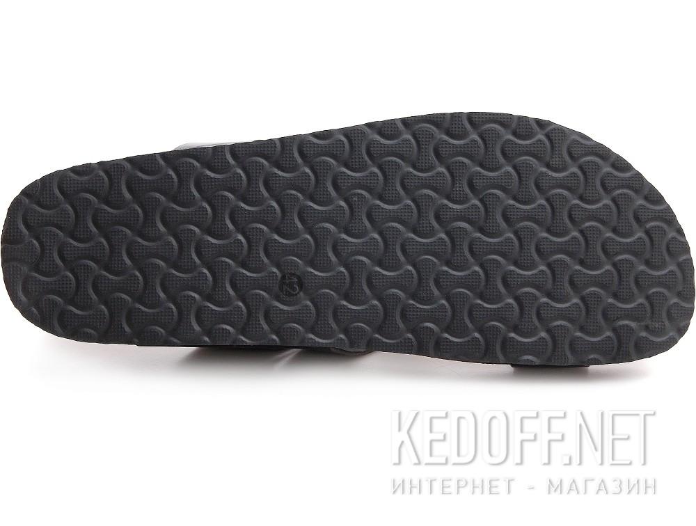 Мужская ортопедическая обувь Las Espadrillas 06-0188-001   (чёрный) купить Киев