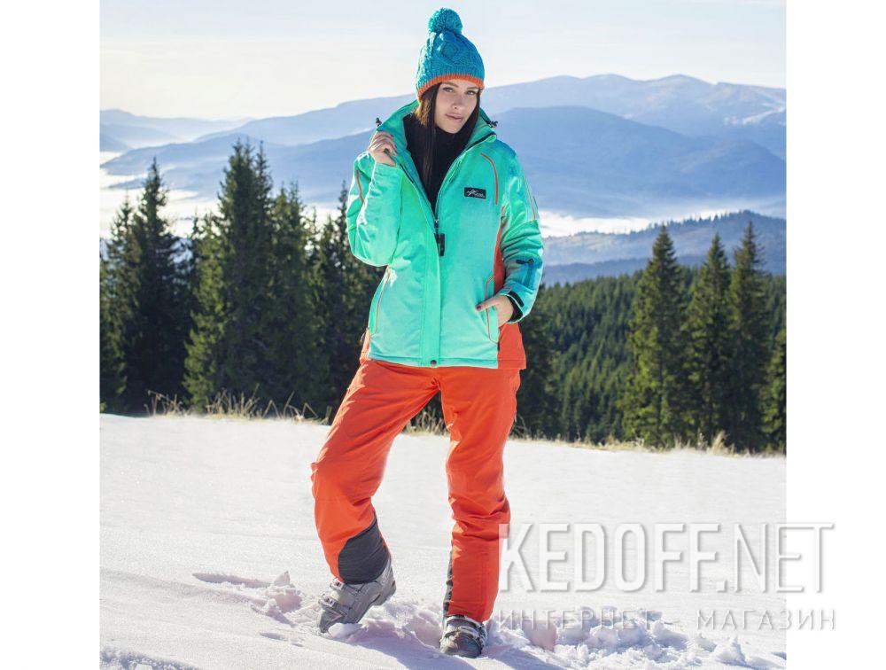 Женские лыжные брюки Alpine Crown LADIES SKI PANTS STELLA II ACSP-150432 описание