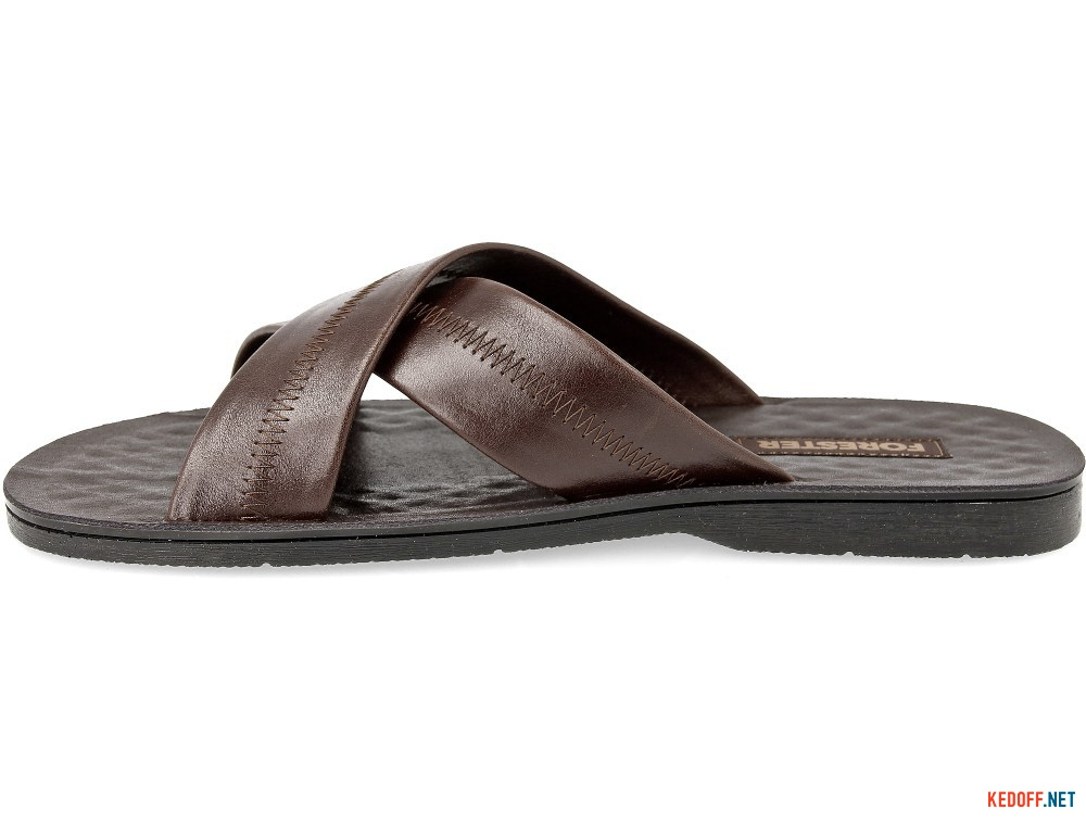 Slippers Forester 024-4301-45 Light brown