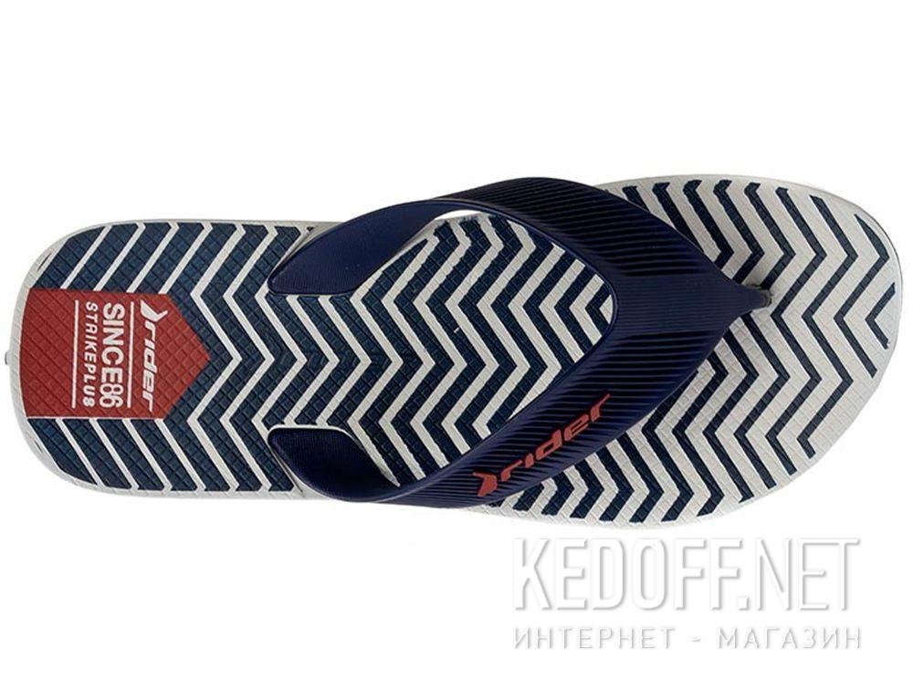 Тапочки Rider Strike Plus AD 11073-21192 унисекс   (синий/белый) купить Киев