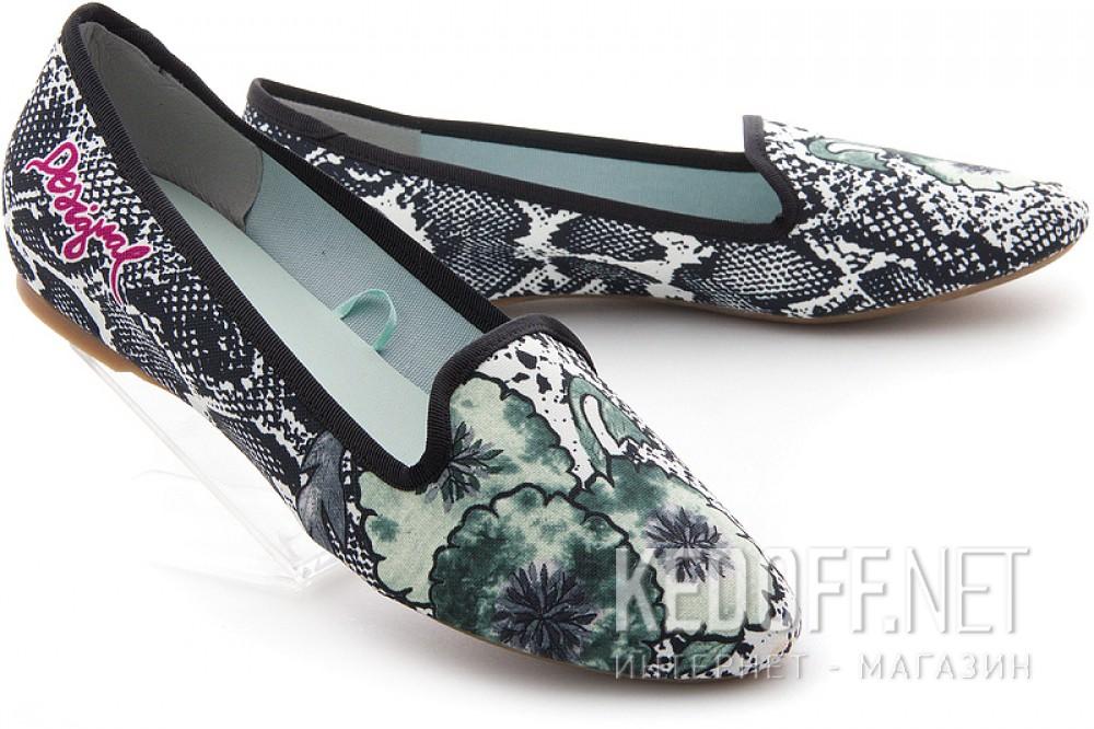 Туфли Desigual 41BS012/2000   (чёрный) купить Украина