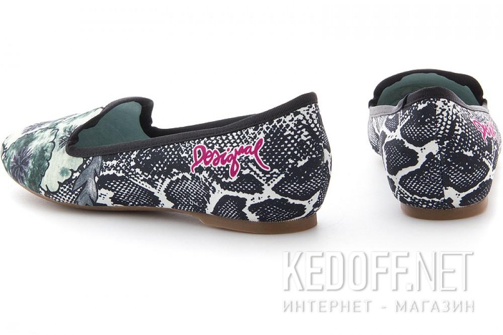 Туфли Desigual 41BS012/2000   (чёрный) купить Киев