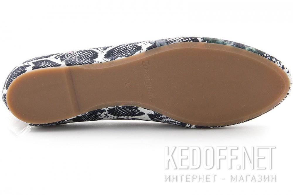 Туфли Desigual 41BS012/2000   (чёрный) все размеры