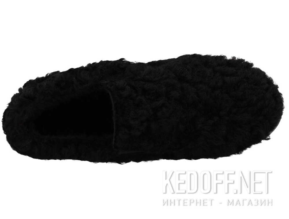 Winter sneakers Forester 659524-27 Black, real fur