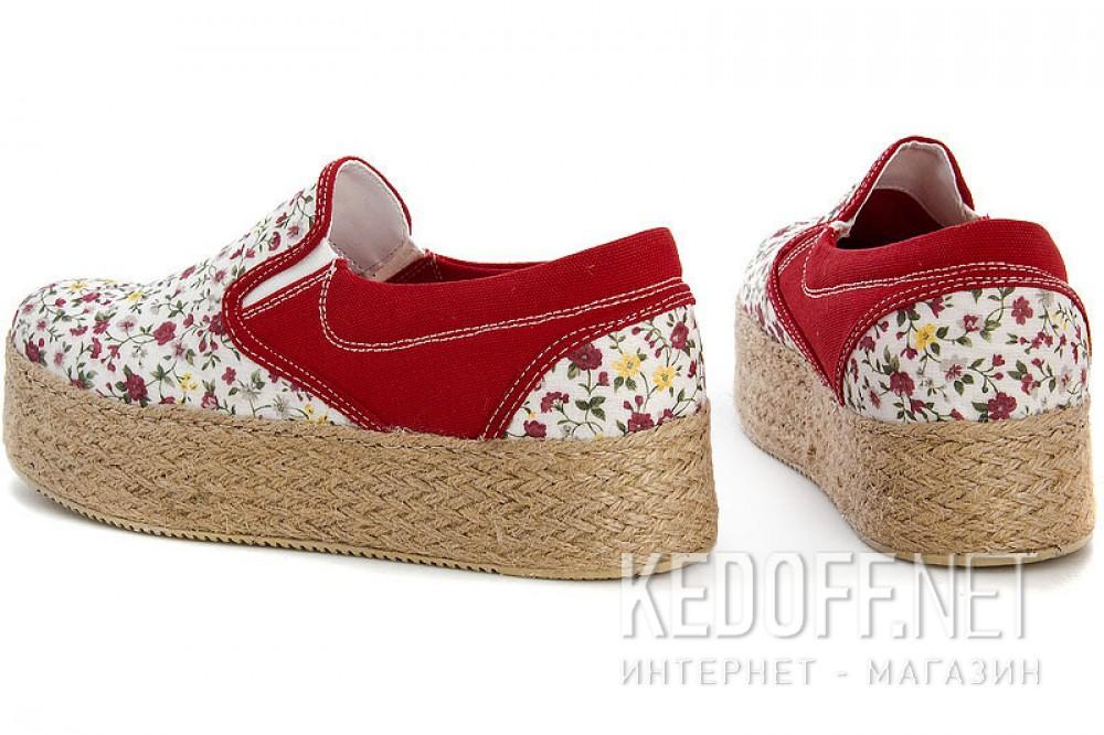 Текстильная обувь Las Espadrillas 5101 SL унисекс   (multi-color) купить Украина