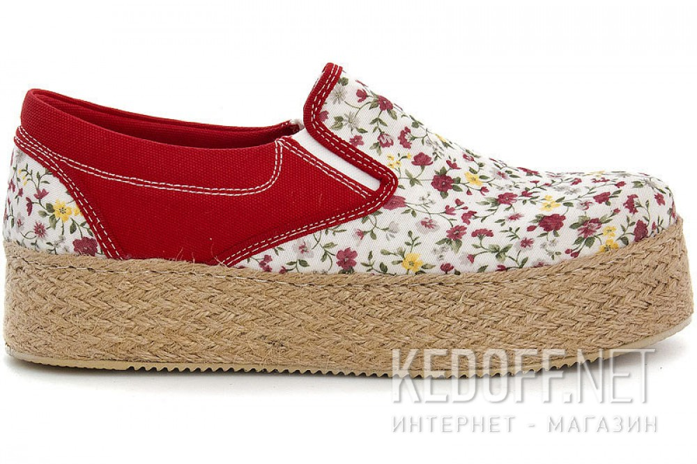 Оригинальные Текстильная обувь Las Espadrillas 5101 SL унисекс   (multi-color)