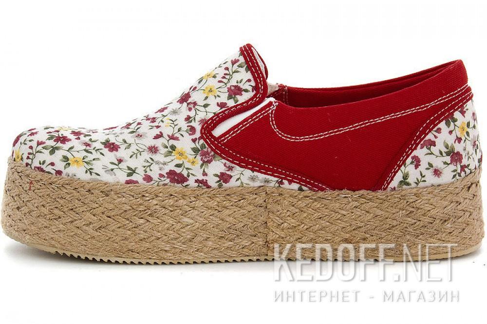 Текстильная обувь Las Espadrillas 5101 SL унисекс   (multi-color) купить Киев
