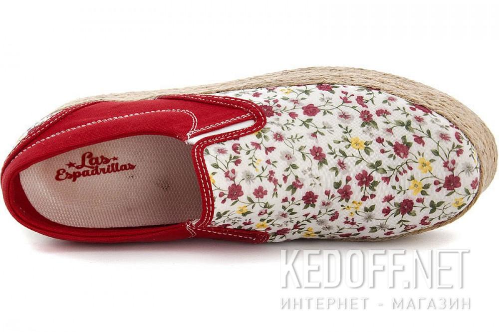 Текстильная обувь Las Espadrillas 5101 SL унисекс   (multi-color) описание
