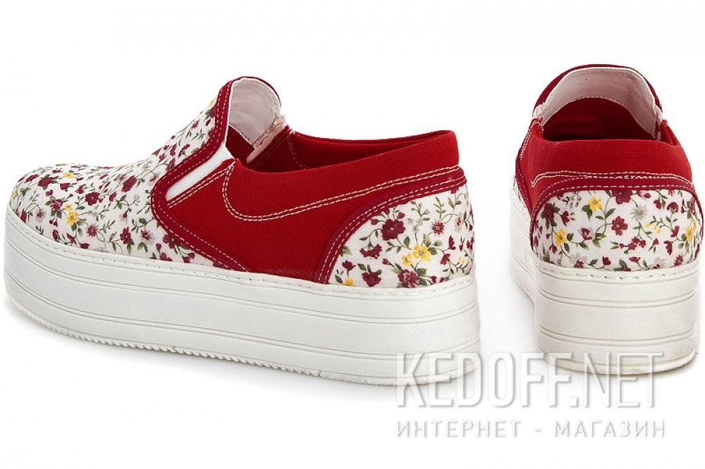 Слипоны Las Espadrillas 5110 SL унисекс   (multi-color) купить Украина
