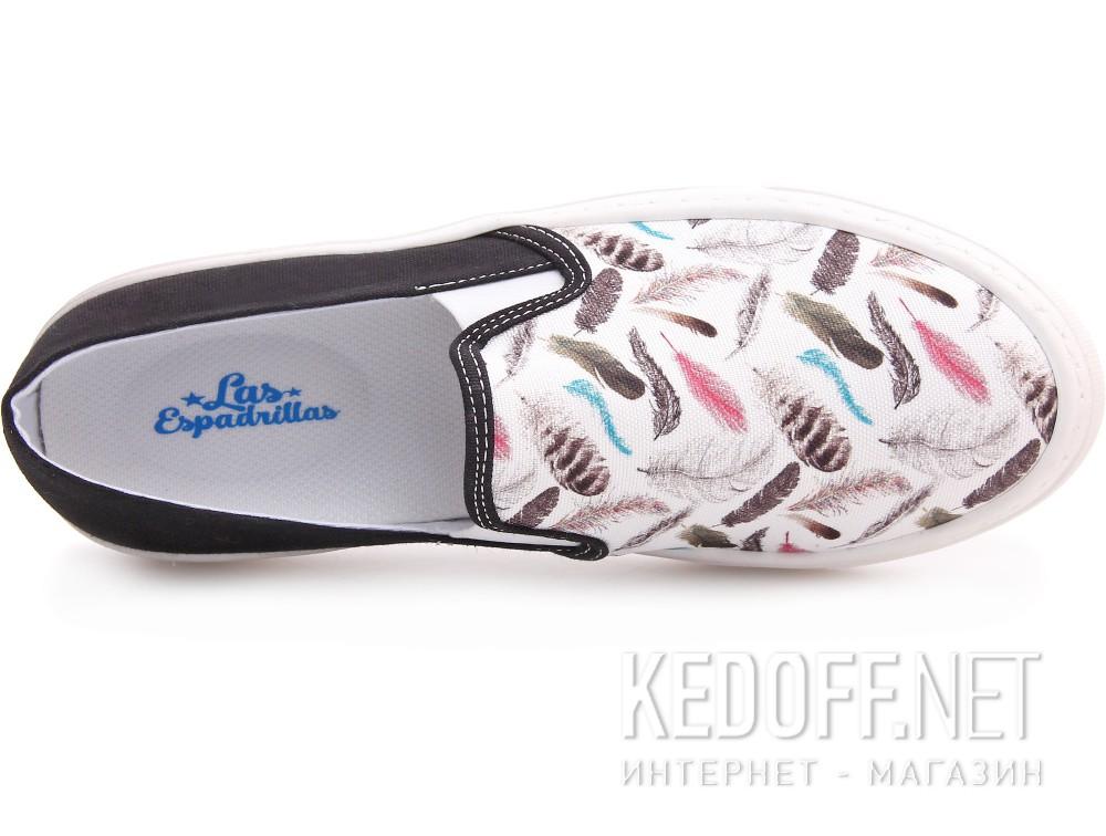 Las Espadrillas Feather 6403-1327