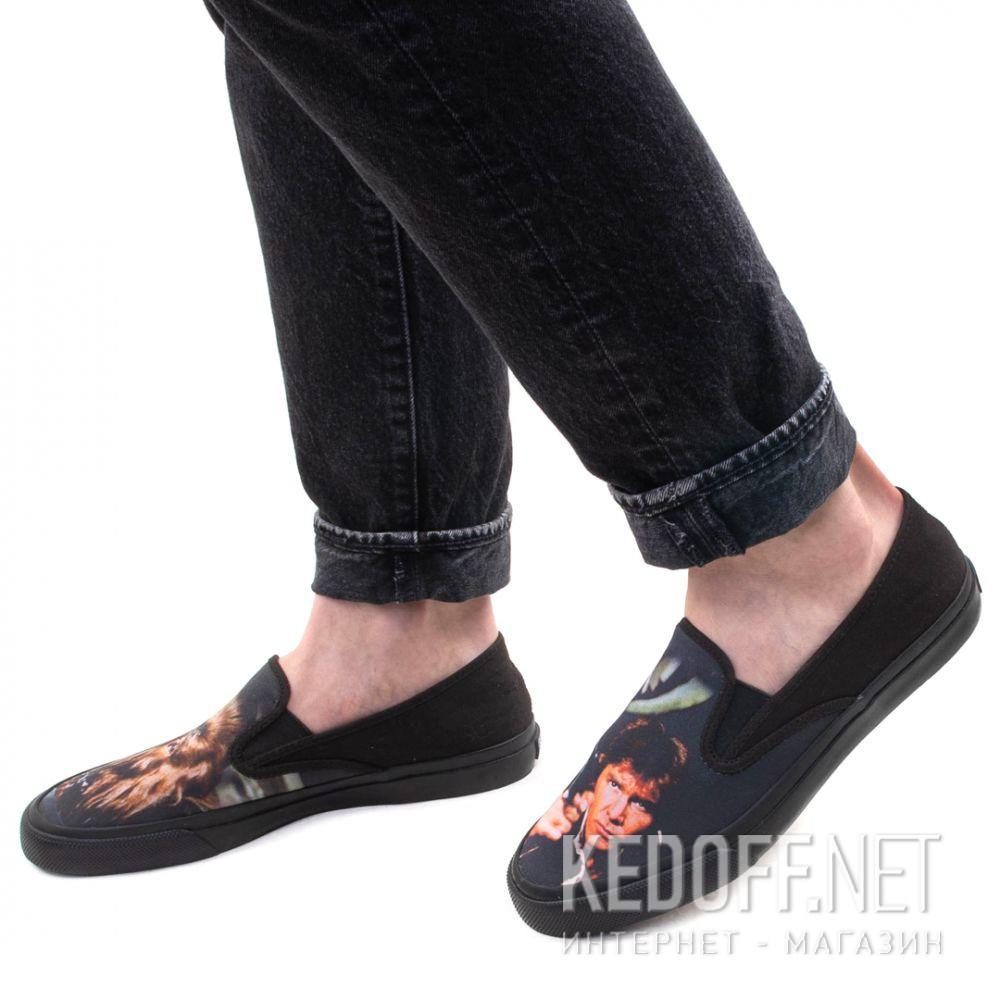 Сліпони Sperry Cloud Slip On Han & Chewie Sneaker SP-17650 Star Wars  доставка по Украине