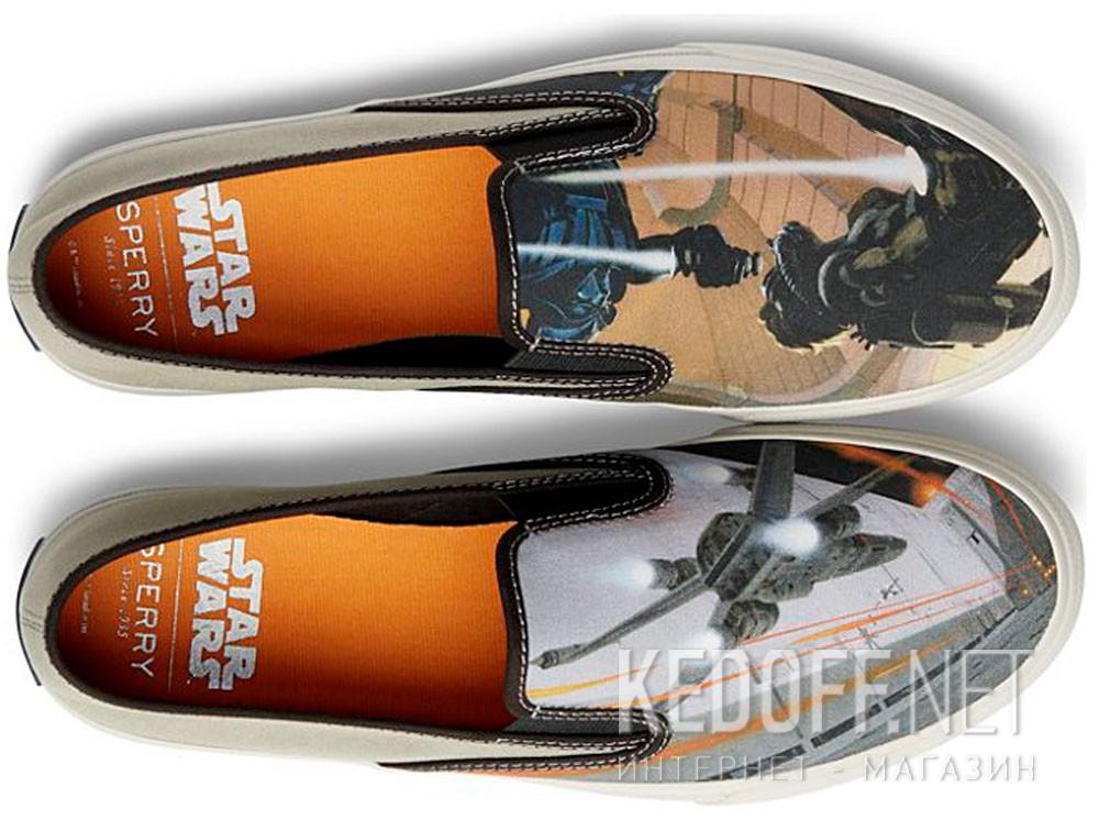 Сліпони Sperry Cloud Slip On McQuarrie SP-17648 Star Wars унісекс (Бежевий) купити Україна