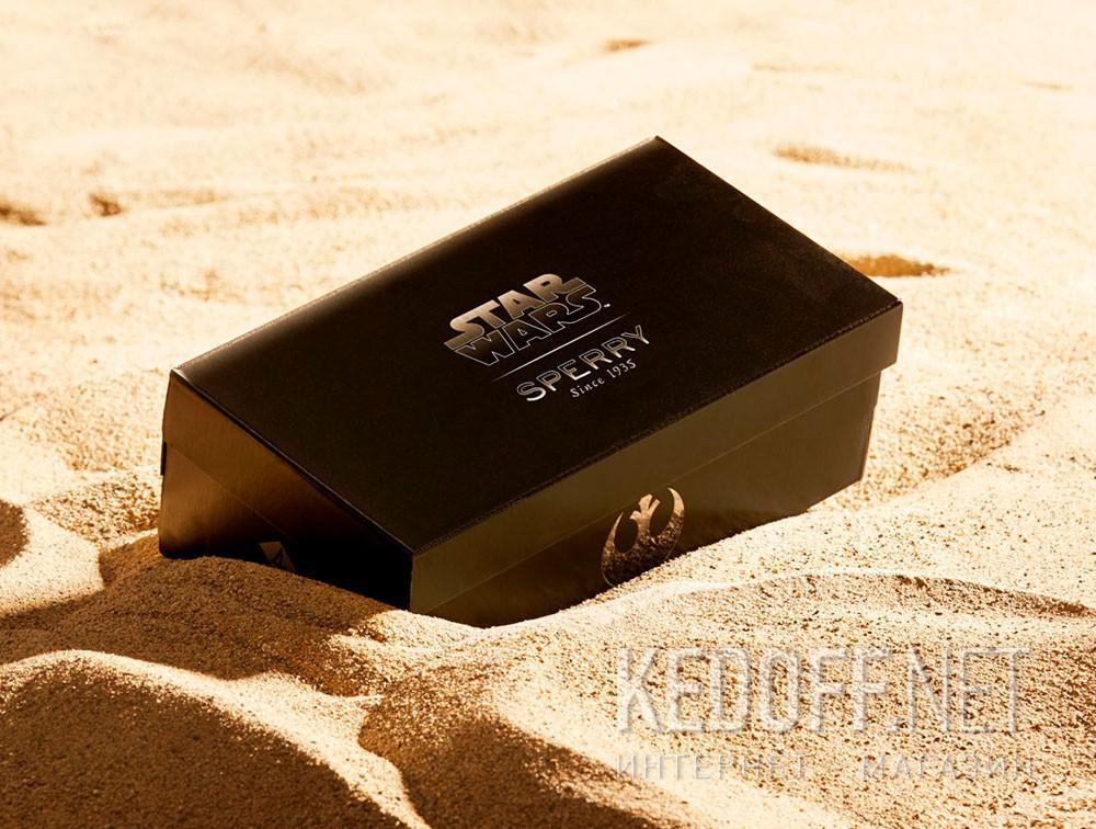 Цены на Слипоны Sperry Cloud Slip On Han & Chewie Sneaker SP-17650 Star Wars унисекс   (чёрный)