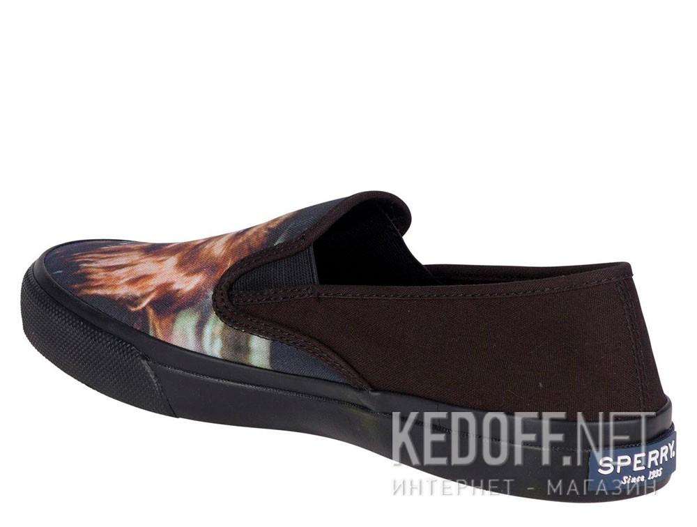Слипоны Sperry Cloud Slip On Han & Chewie Sneaker SP-17650 Star Wars унисекс   (чёрный) все размеры