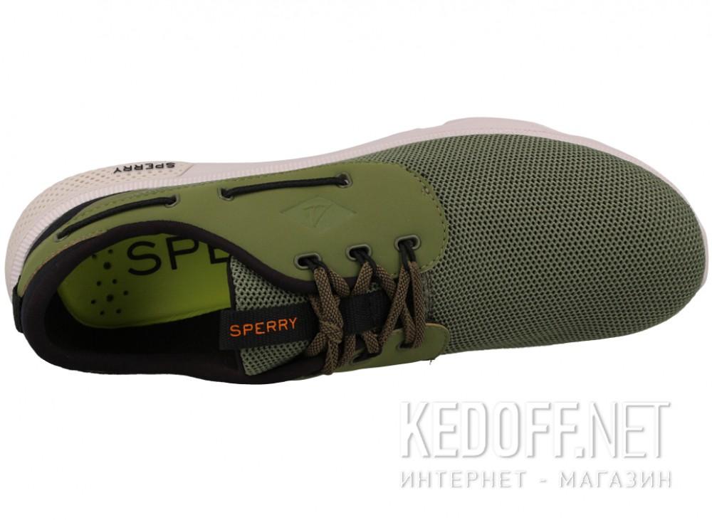 Оригинальные Спортивная обувь Sperry Top-Sider 7 SEAS 3-EYE SP-15540 унисекс   (хаки/оливковий/зеленый)