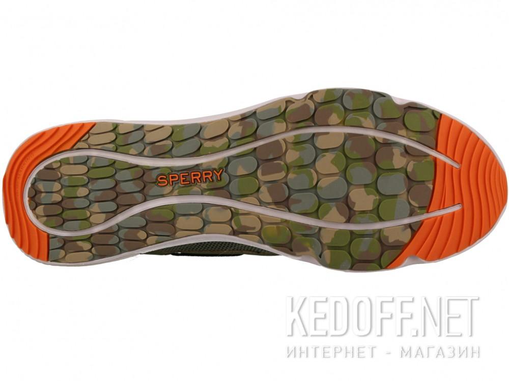 Спортивная обувь Sperry Top-Sider 7 SEAS 3-EYE SP-15540 унисекс   (хаки/оливковий/зеленый) описание
