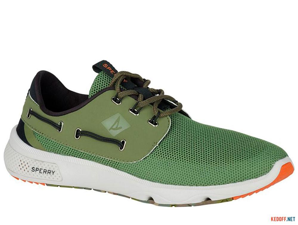 Купить Спортивная обувь Sperry Top-Sider 7 SEAS 3-EYE SP-15540 унисекс   (хаки/оливковий/зеленый)