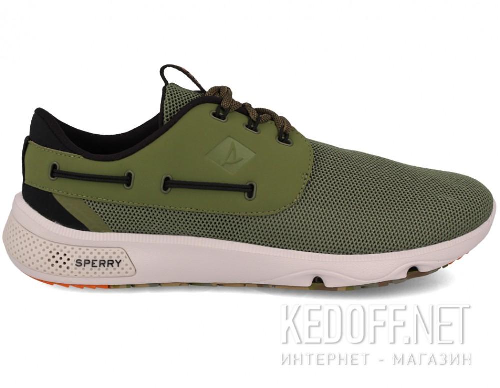 Спортивная обувь Sperry Top-Sider 7 SEAS 3-EYE SP-15540 унисекс   (хаки/оливковий/зеленый) купить Украина