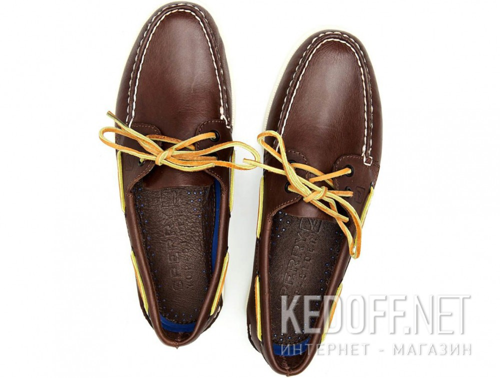 Туфли Sperry Top-Sider A/O 2-Eye Sp-195115 описание
