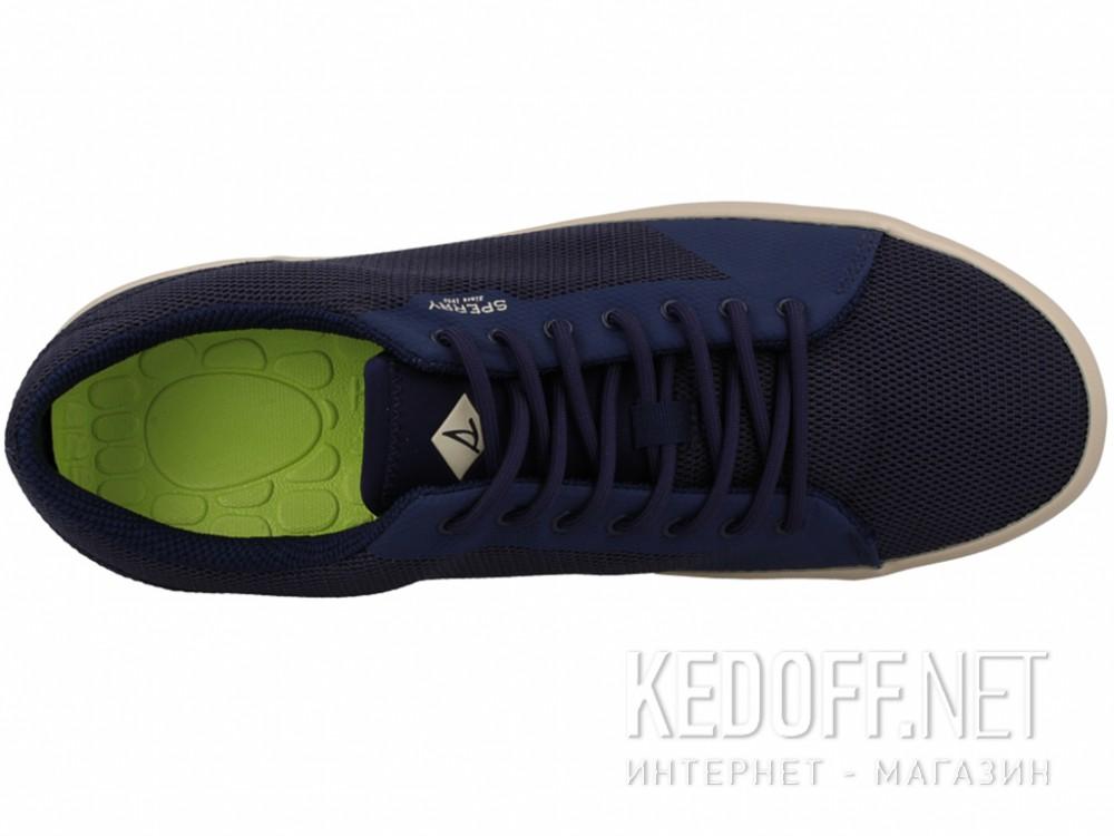 Вансы Sperry Top-Sider FLEX DECK LTT SP-15309 унисекс   (тёмно-синий/синий) купить Киев