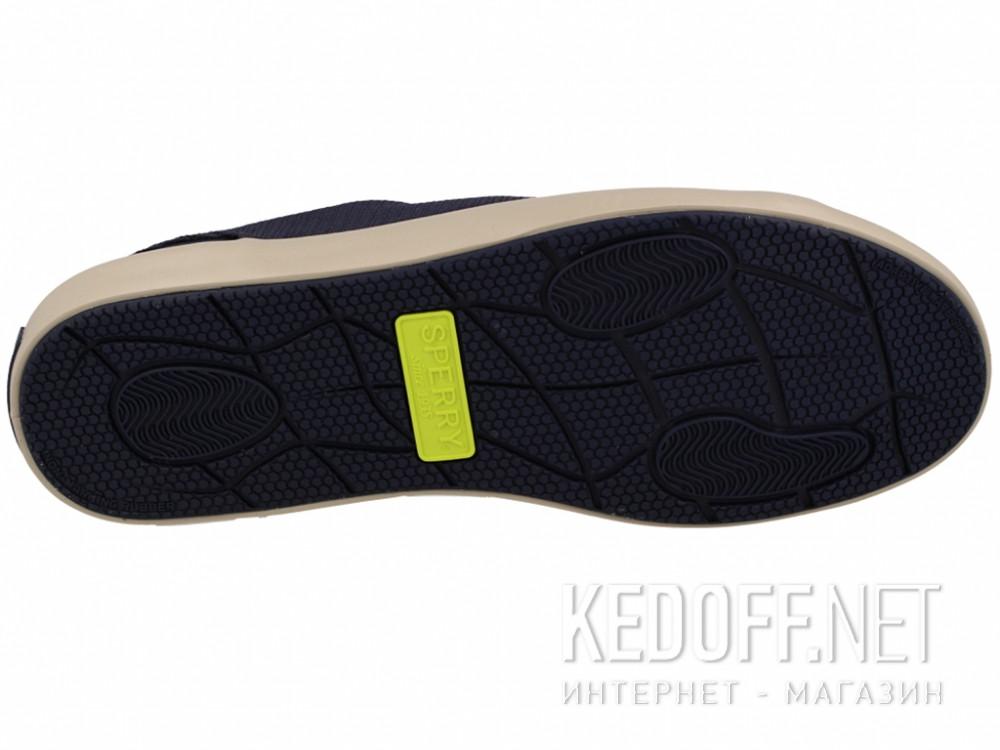 Оригинальные Вансы Sperry Top-Sider FLEX DECK LTT SP-15309 унисекс   (тёмно-синий/синий)