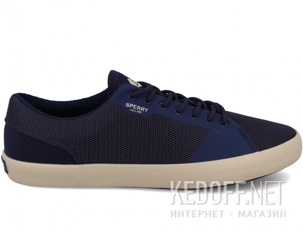 Купить Вансы Sperry Top-Sider FLEX DECK LTT SP-15309 унисекс   (тёмно-синий/синий)