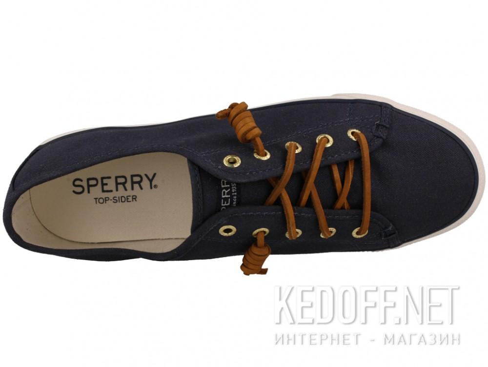 Оригинальные Кеды Sperry Top-Sider SEACOAST CANVAS SP-90550 унисекс (синий)