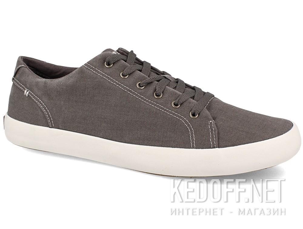 Купить Кеды Sperry Top-Sider SP-15072   (тёмно-серый/серый)