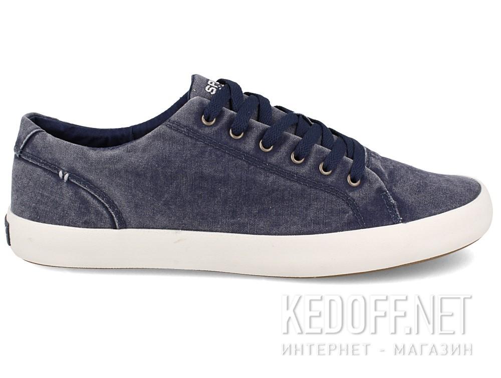 Мужские кеды Sperry Top-Sider SP-15245   (тёмно-синий) купить Украина