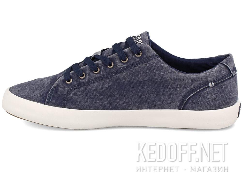 Мужские кеды Sperry Top-Sider SP-15245   (тёмно-синий) купить Киев