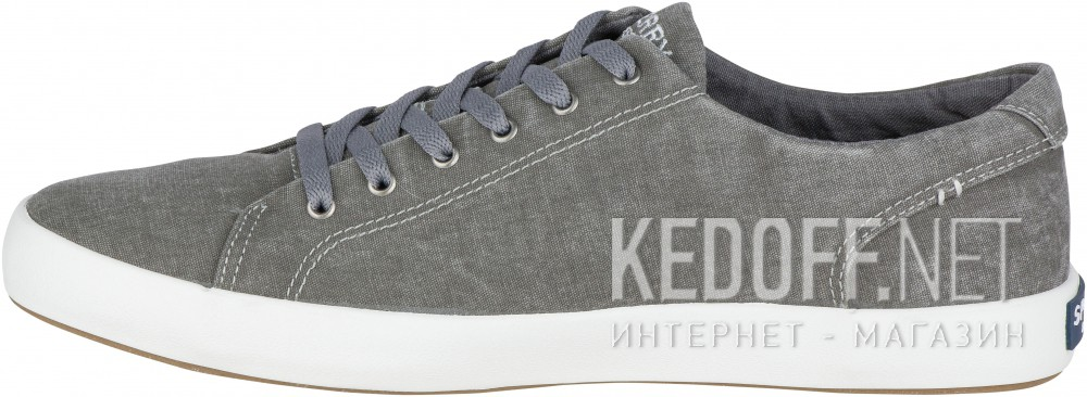 Кеды Sperry Top-Sider SP-15072   (тёмно-серый/серый) купить Киев