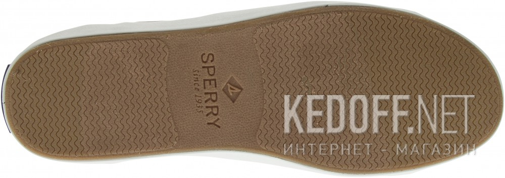 Цены на Кеды Sperry Top-Sider SP-15072   (тёмно-серый/серый)