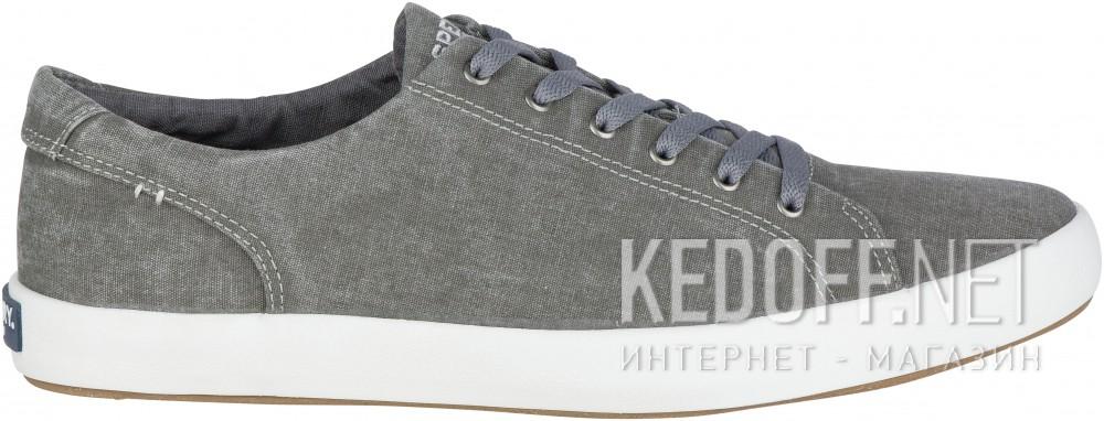 Кеды Sperry Top-Sider SP-15072   (тёмно-серый/серый) купить Украина