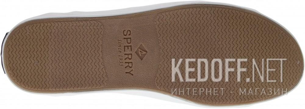 Цены на Мужские кеды Sperry Top-Sider SP-15073   (чёрный)