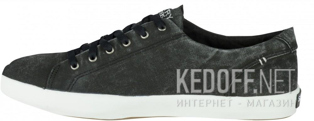 Мужские кеды Sperry Top-Sider SP-15073   (чёрный) купить Киев