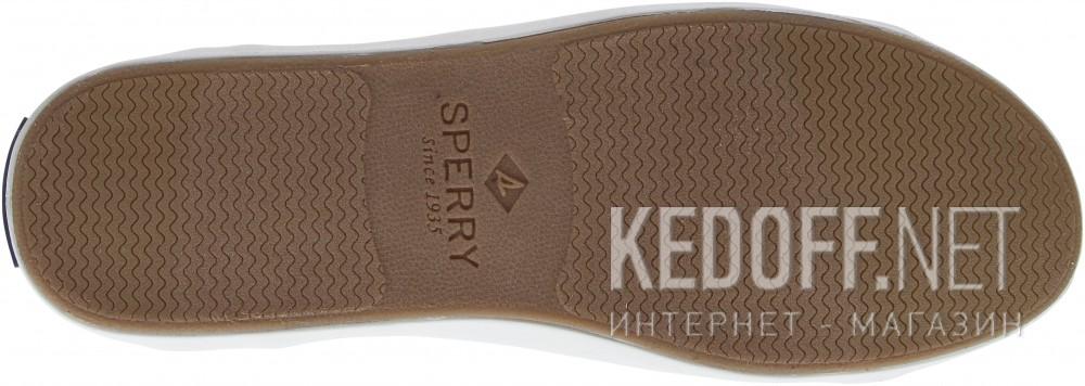 Мужские кеды Sperry Top-Sider SP-15245   (тёмно-синий) описание