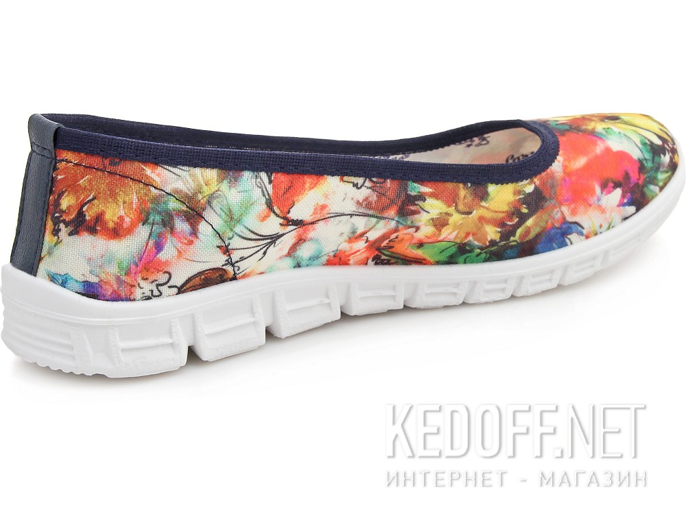 Спортивные балетки Las Espadrillas Multicolor Motion Foam 22635-2201