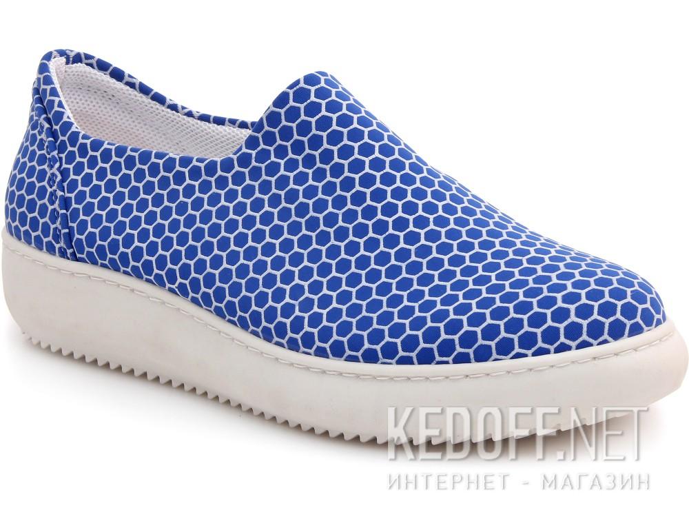 Купить Вансы Las Espadrillas 6402-40 унисекс   (голубой)
