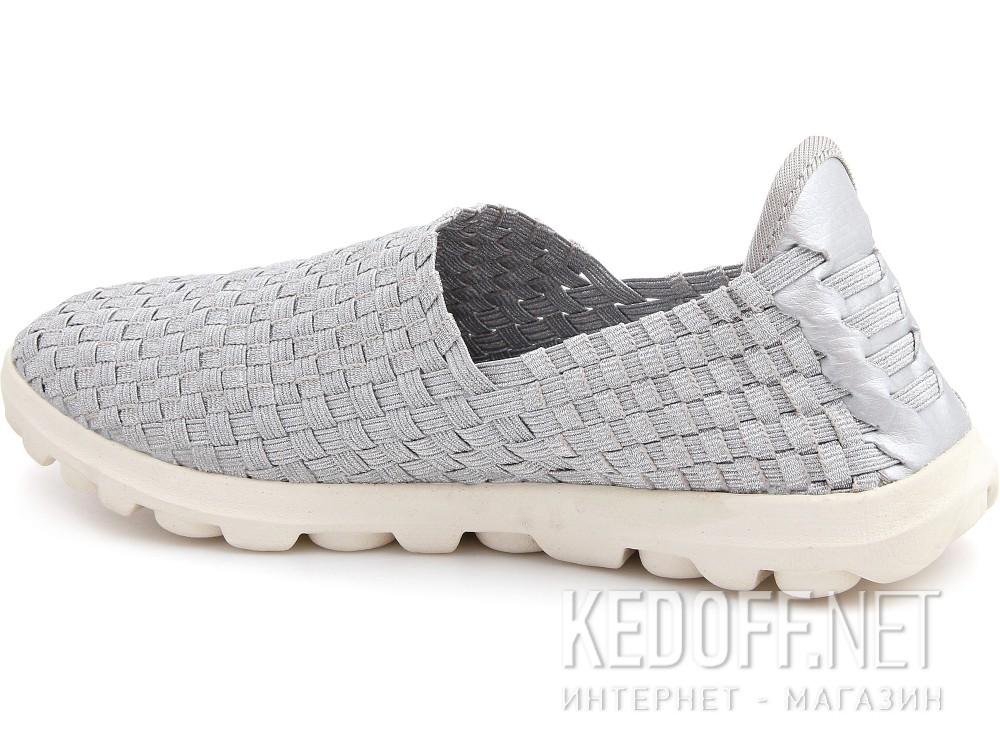 Слипоны Greyder 04059-14 унисекс   (серебряный) купить Украина
