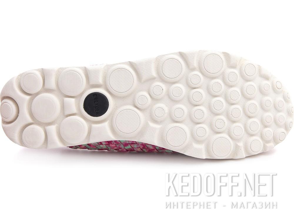 Слипоны Greyder 04059-34 унисекс   (розовый/фиолетовый) купить Киев