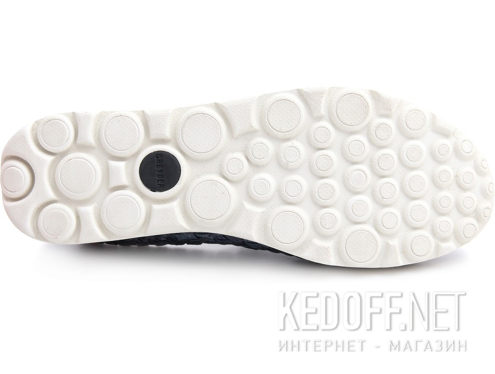 Текстильная обувь Greyder 04059-37 унисекс   (тёмно-серый) купить Киев