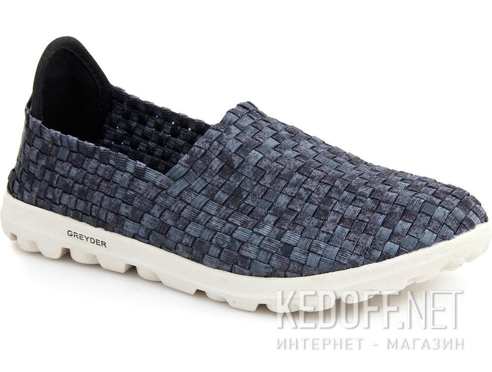 Купить Текстильная обувь Greyder 04059-37 унисекс   (тёмно-серый)