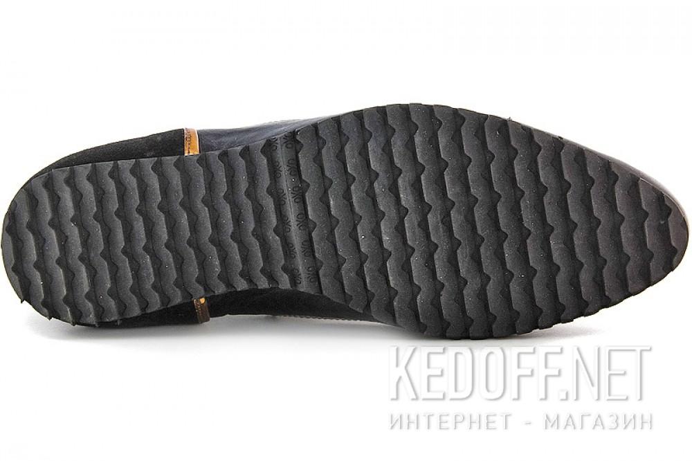 Мужские туфли Subway 301-00003   (чёрный) описание