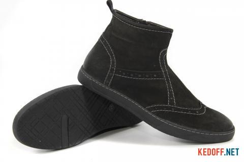 Чоловічі черевики Subway 16574-900
