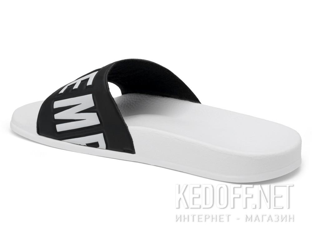 Тапочки Dirk Bikkembergs Swimm 108367-13 Made in Italy унисекс   (чёрный/белый) купить Киев