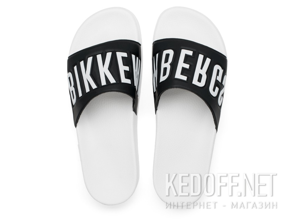 Dirk Bikkembergs Slippers 108367-13 Made in Italy